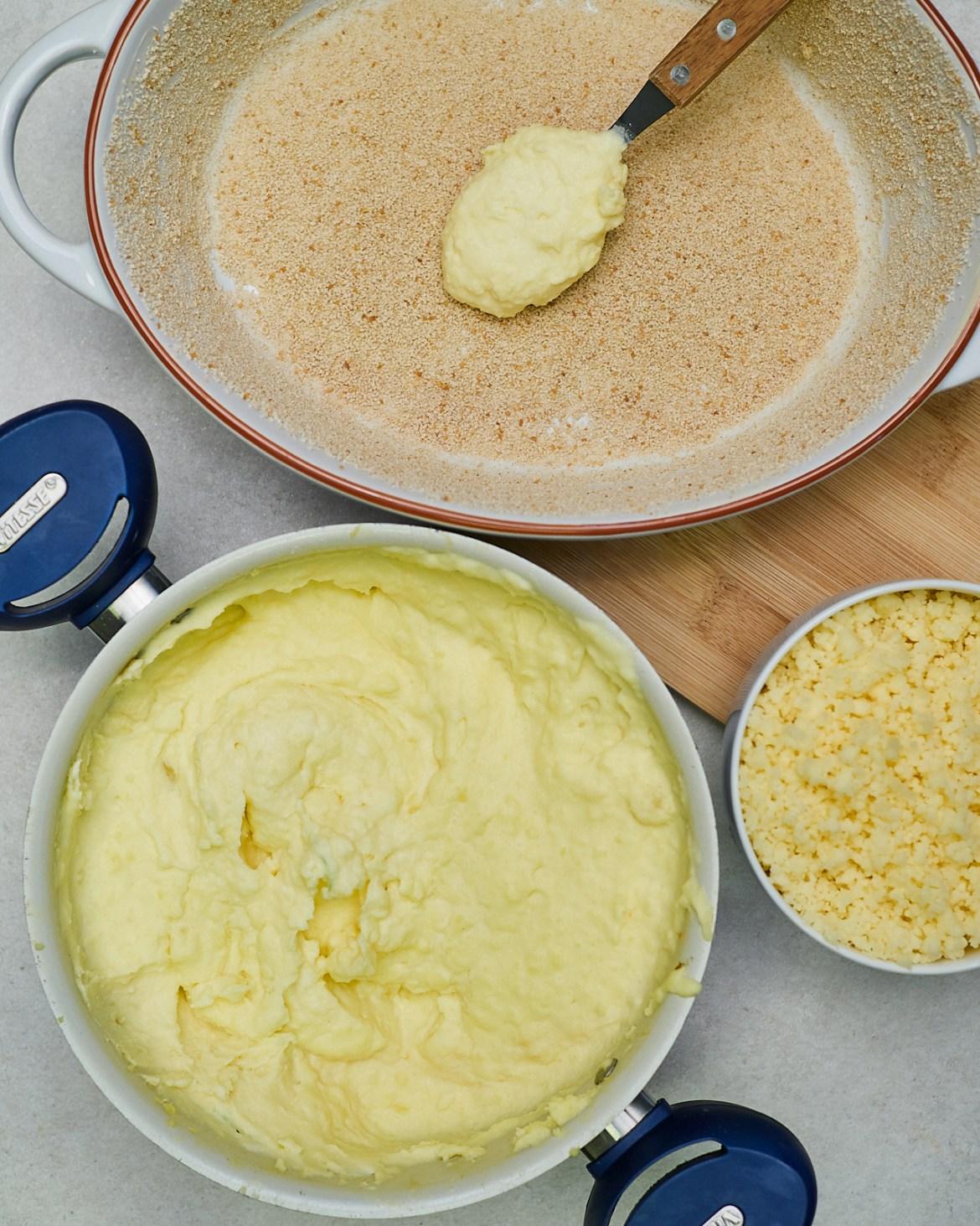 how to mash potatoes