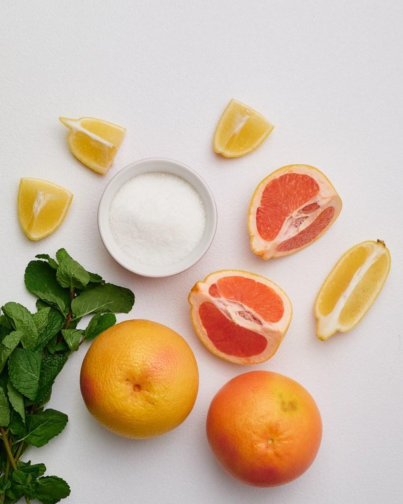 Homemade Grapefruit Marmelade