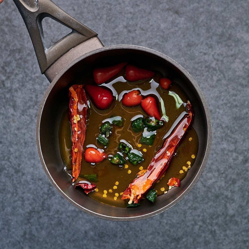 Spicy and Hot Honey Sauce