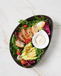 Healthy and Easy Keto Chicken Salad
