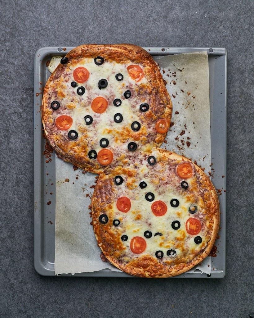 Easy Tortilla Mexican Pizza