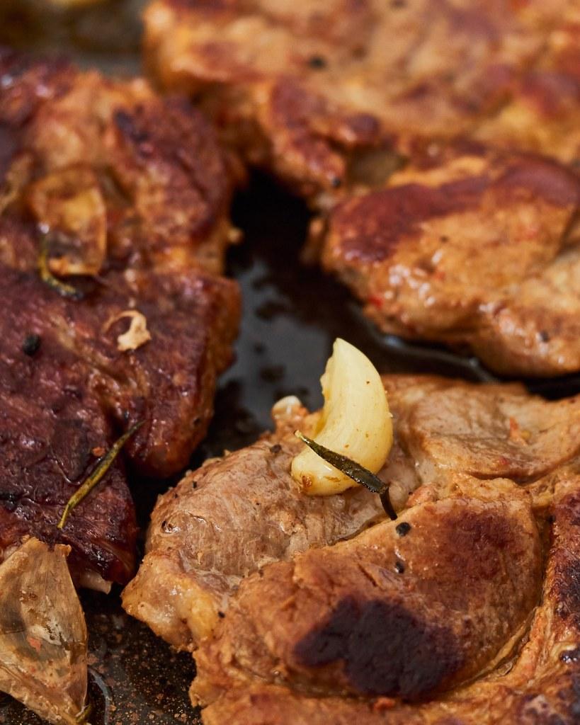 Tender Instant Pot Pork Steak