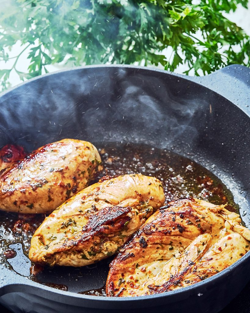 Chimichurri Marinated Chicken
