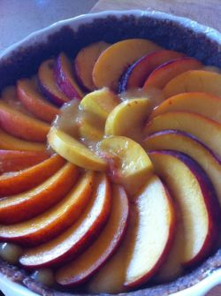 Peach tart copy