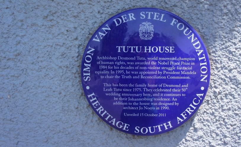 Um tour por Soweto, em Johannesburgo, na Africa do Sul.