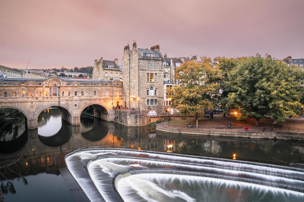 O que fazer em Bath, no interior da Inglaterra