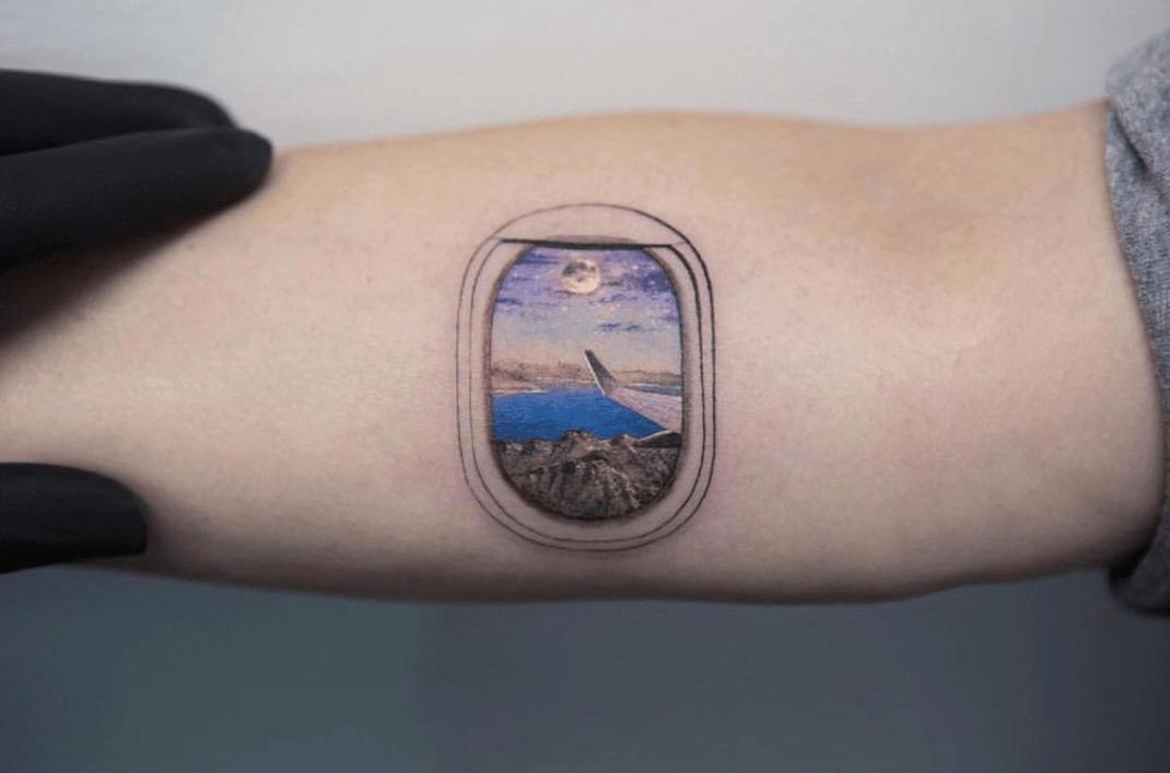 30 tatuagens para quem ama viajar