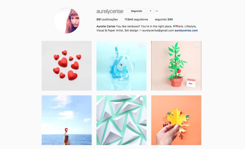 Mulheres pra seguir no Instagram: Aurely Cerise