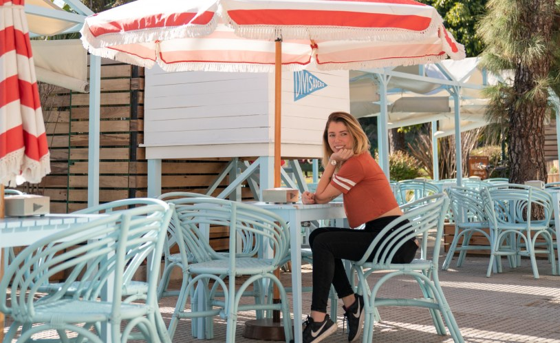 Restaurantes nos arcos de palermo, em Buenos Aires