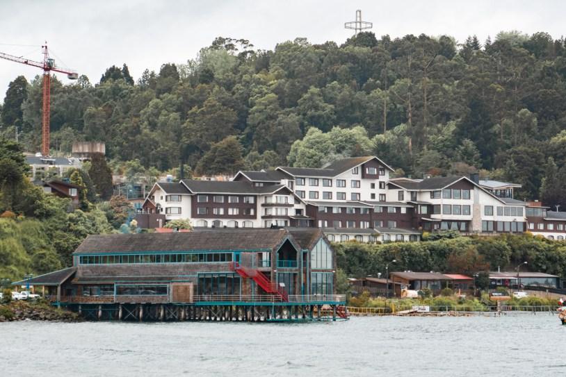 Restaurante Mesa Tropera, boa opçao de onde comer em Puerto Varas, no Chile