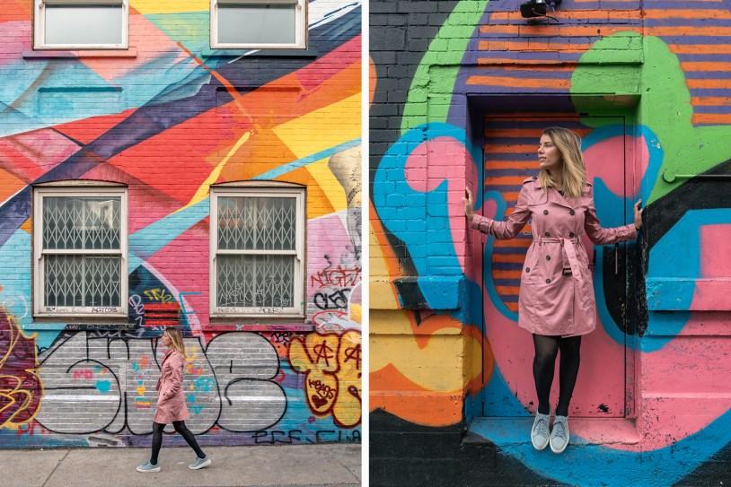 Dicas de viagem em Londres: os grafites de Shoreditch