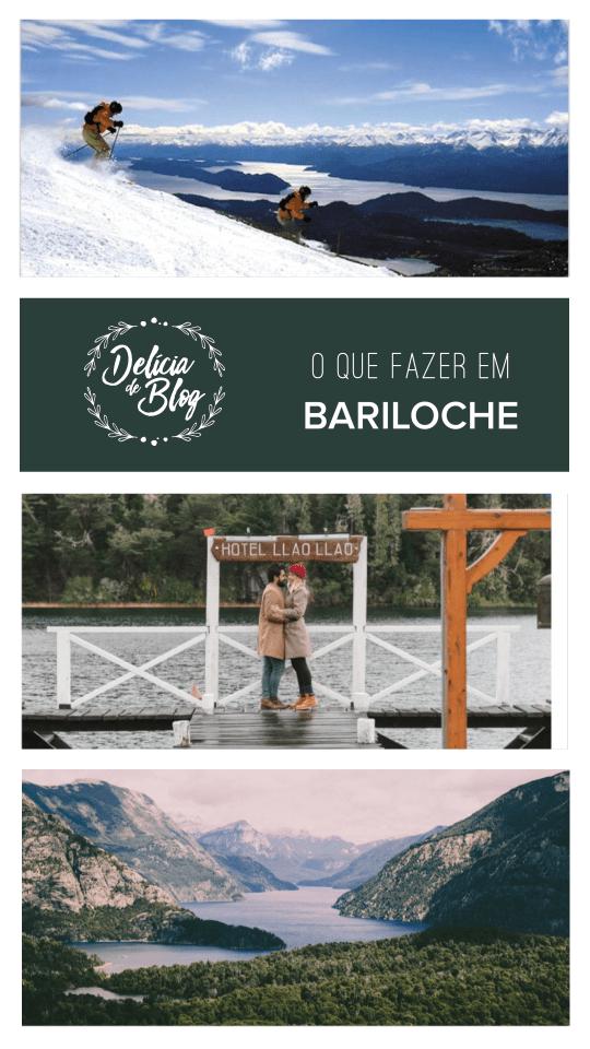 Dicas de viagem em Bariloche, destino de neve na Patagonia Argentina