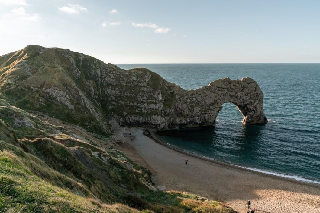 Dorset e a Costa Jurássica da Inglaterra
