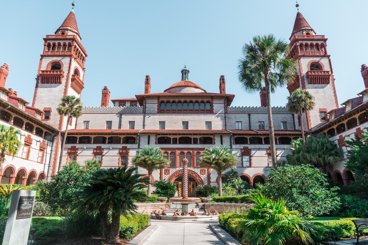 St. Augustine, a cidade histórica da Flórida