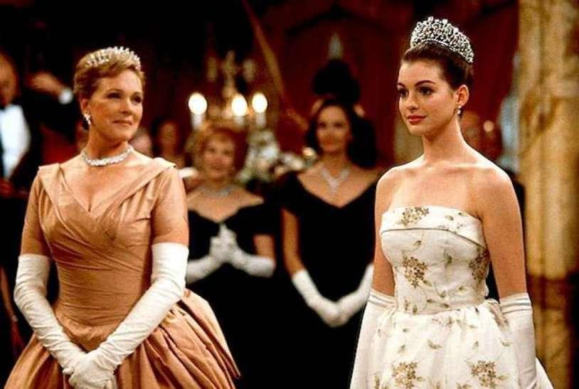 Filmes que se passam em San Francisco: O diario da Princesa