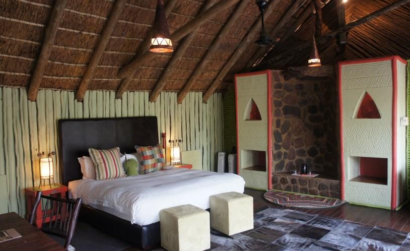 Pedacinho de um Tree Lodge do Jacis, construído na árvore. Na Africa do Sul.