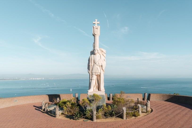 Juan Cabrillo Monument San Diego California