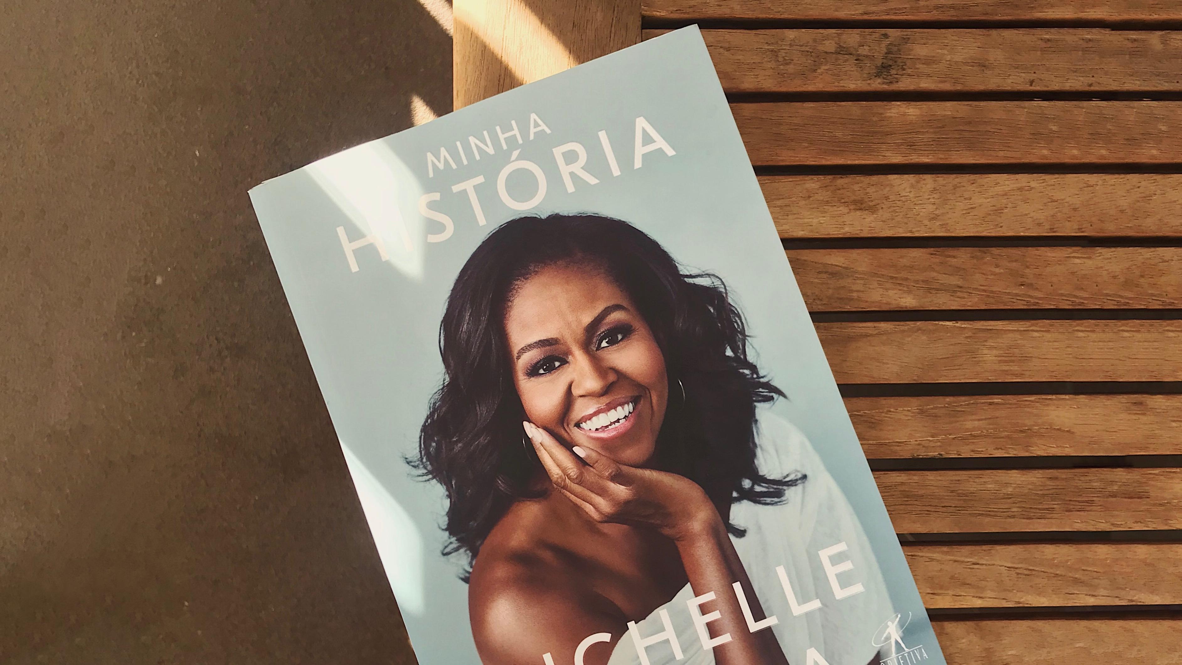 Minha História, o livro de Michelle Obama