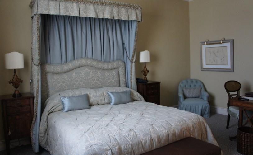 Quarto ultra confortável do Monarch Hotel, em Johannesburgo, Africa do Sul