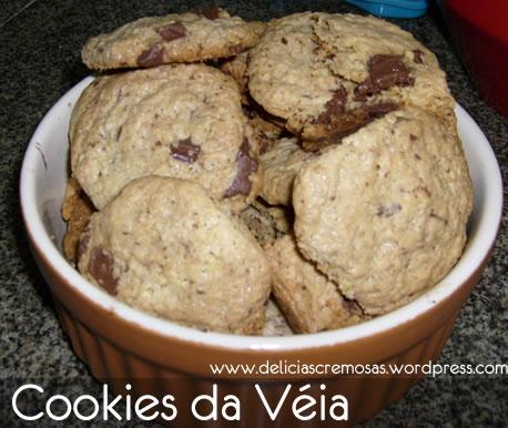 Cookies da Véia