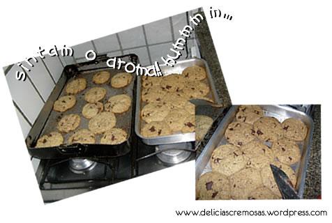 Fornada de Cookies
