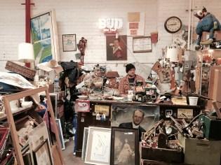 Flea market Williamsburg - Delicieuse Vie