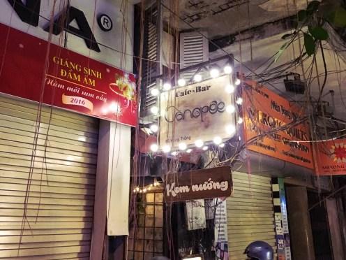 Canopéé - Hanoi Viet-Nam - Delicieuse vie