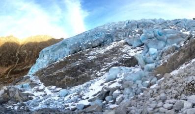 Glacier du Trient - Delicieuse Vie