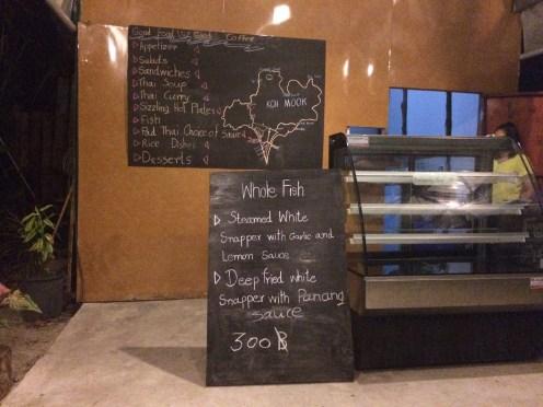 Sugar's Coffee & Restaurant - Koh Mook