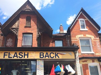Thrift shop Kesingston Toronto