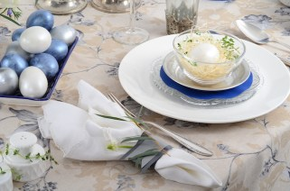 Masa de Paste, decor pascal, decor de Paste, Oua vopsite, Styling Paste, Easter, Easter styling
