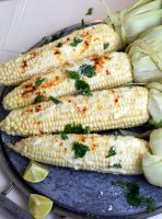 Mexican Grilled Street corn