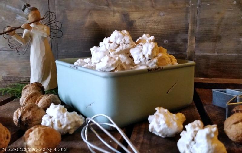 My Favorite Cookies- Walnuss- Makronen