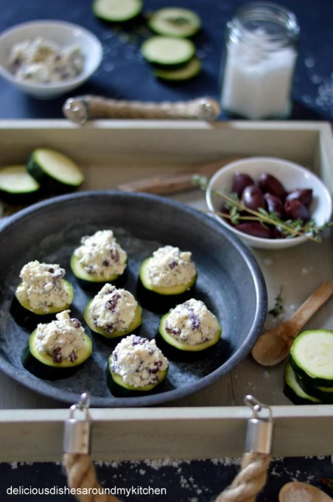 Rezepte mit Zucchini - cover