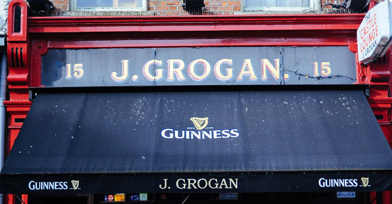Grogans, Best Irish Pubs in Dublin
