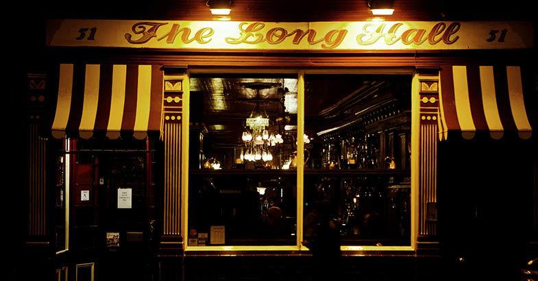 The Long Hall Dublin