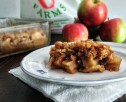 Maple Walnut Apple Crisp