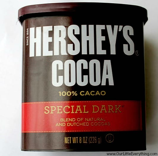 Dark Chocolate Cocoa