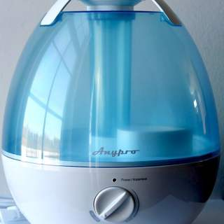 Anypro 3.5L Cool Mist Ultrasonic Humidifier Review