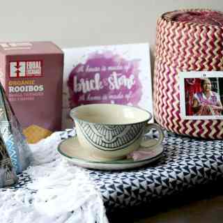 December 2016 GlobeIn Subscription Box Review