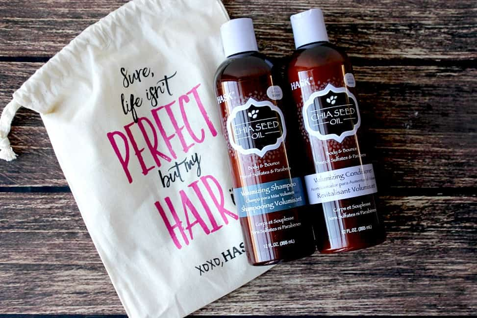 Hask Chia Seed Oil Volumizing Collection