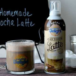How to Make a Homemade Mocha Latte in 3 Easy Steps