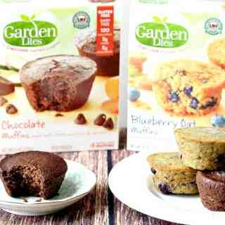 Sneak in Vegetables with Garden Lites Muffins!