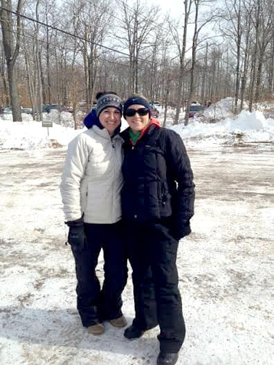 Poconos Winter Family Vacation