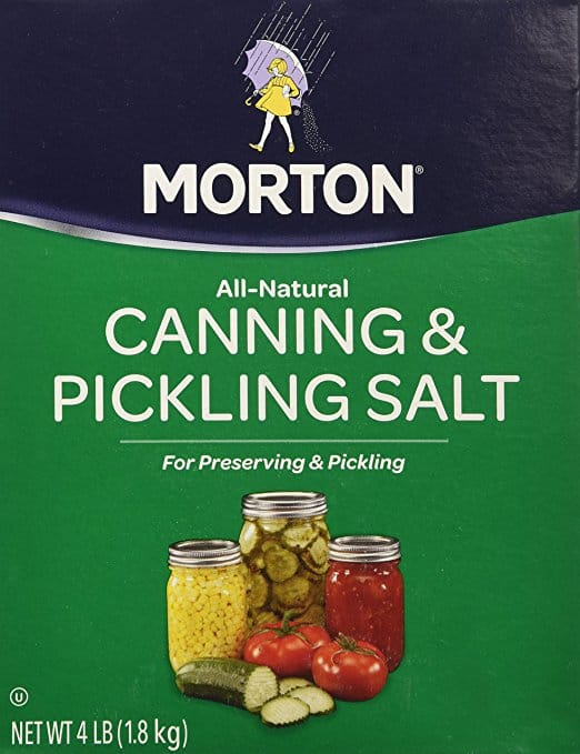Pickling Salt