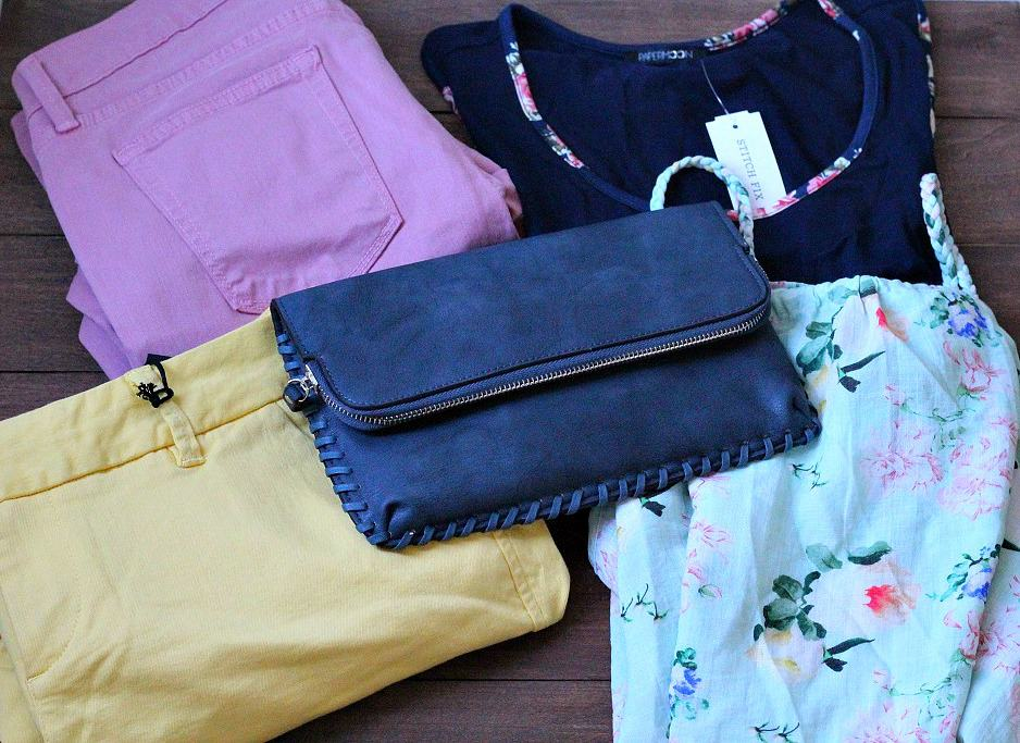 All Items in my July 2017 Stitch Fix