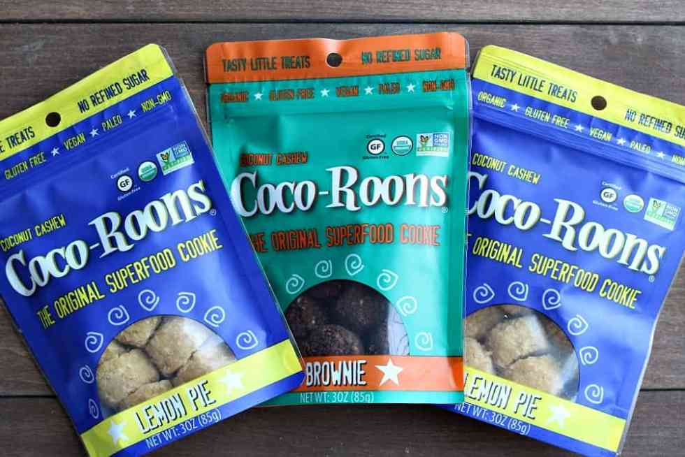 Coco-Roons Superfood Cookies
