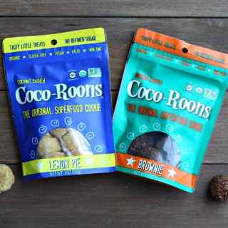 No-Guilt Snacking with Coco-Roons Cookies