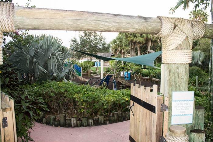 Playground at Caribbean Beach Village