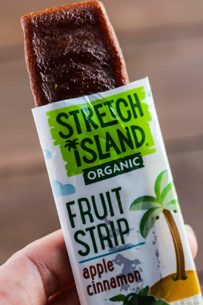 Stretch Island Organic Fruit Strips